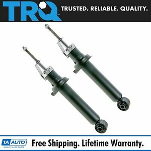Trq Rear Shock Absorber Assembly Lr Rr Pair Set For Nissan Maxima Infiniti I30