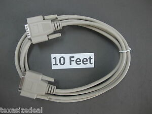 10 Feet Replacement Snap on Mt2500 Scanner Extension Cable Replaces Mt2500 300