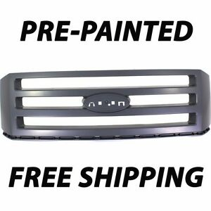 New Painted To Match Front Grille Assembly For 2007 2014 Ford Expedition El
