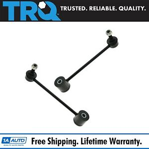 Rear Sway Stabilizer Bar End Link Pair Set Of 2 For Escalade Hummer Jeep Gm