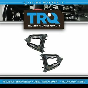 Trq Front Upper Control Arms W Ball Joints Left Right Pair For Ford Mercury