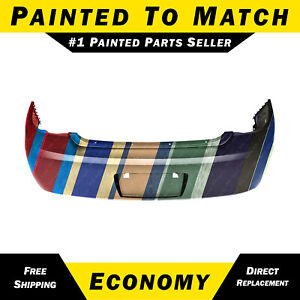 New Painted To Match Rear Bumper Cover For 2005 2010 Pontiac G5
