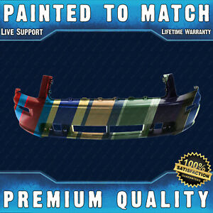 New Painted To Match Front Bumper Cover Fascia For 2005 2009 Ford Mustang Gt