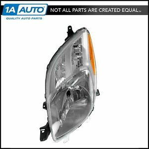 Headlight Headlamp Driver Side Left Lh New For 06 08 Toyota Yaris Hatchback