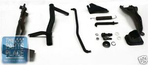 1973 77 Gm Cars Manual Transmission Petal Z Bar Conversion Kit