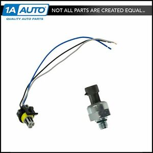Fuel Injection Control Pressure Sensor Icp W Connector For Ford 6 0l Diesel