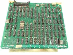 Used Japax Inc Pt3194a Pc Board Cg 308