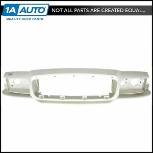 Headlight Mounting Grille Opening Header Nose Panel For 98 11 Crown Victoria