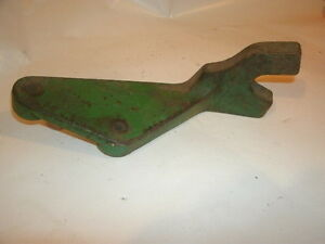 Original Genuine John Deere Bracket Hydraulic Cylinder Casting Vintage Old Part