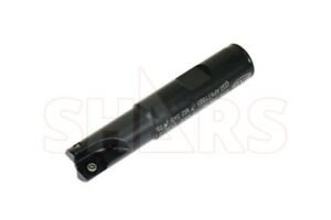 5 8 90 Coolant Indexable End Mill Apkt 1003 2fl W certificate Save 52 95 P
