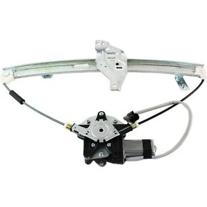 Power Window Regulator For 2006 2013 Chevrolet Impala Front Left Side With Motor