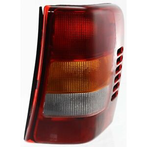 Tail Light For 2002 2004 Jeep Grand Cherokee Rh Models Built From 11 01