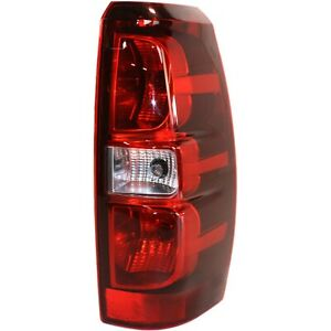 Taillight Right Rh Passenger Side For 07 13 Chevy Avalanche 1500 Pickup Truck