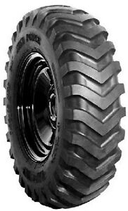 One New 5 70 12 Case Bobcat Skid Loader Chevron Tire Made In Usa 570 12