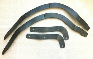 1941 1942 1946 Chevy Truck Running Board To Fender Gaskets 4pc 613 41 New