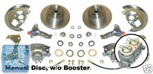 1964 72 Oldsmobile Cutlass Manual Disc Brake Conversion Without Booster New