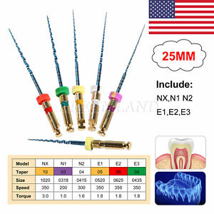 Cordless Mini Dental Endo Motor Root Canal Treatment 16 1 Handpiece Cicada