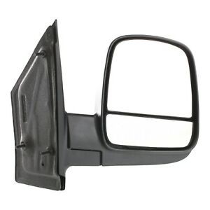 Manual Mirror For 2008 2017 Chevrolet Express 3500 Right Manual Folding Textured