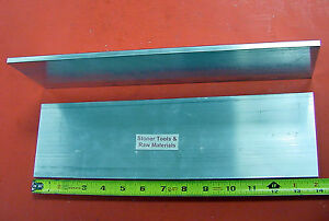2 Pieces 1 2 X 4 Aluminum 6061 Solid Flat Bar 14 Long Plate Mill Stock 50