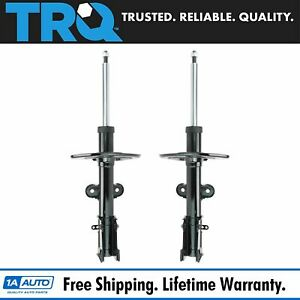 Struts Front Left Lh Right Rh Pair Set For 04 08 Chrysler Pacifica