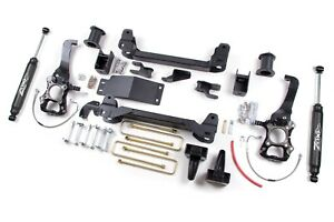 New Zone Offroad F7n 6 04 08 Ford F150 4wd Suspension Lift Kit