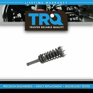 Trq Rear Complete Loaded Shock Strut Spring Assembly Lh Or Rh For I30 Maxima New