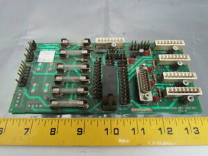 Raymond 838 007 379 002 A Forklift Card Assy Power Panel Driver Board