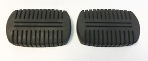 Two 1947 Chevrolet 1948 1949 1950 1951 1952 1953 Chevy Truck Brake Pedal Pads