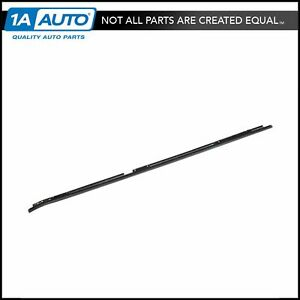 Window Sweep Outer Driver Side Left For Buick Regal Olds Cutlass Supreme 2 Door
