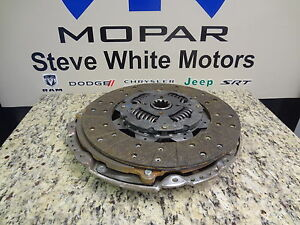05 12 Dodge Ram Truck New Manual Transmission Clutch Pressure Plate Disc Mopar