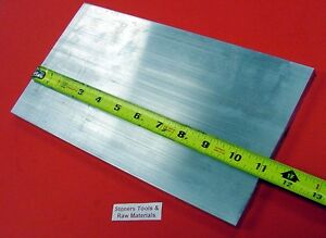 3 8 X 5 Aluminum 6061 Flat Bar 11 Long T6511 Solid Extruded Plate Mill Stock