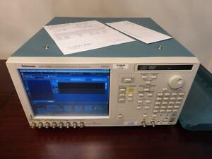 Tektronix Awg5002 600ms s 2 Ch Arbitrary Waveform Signal Generator Calibrated