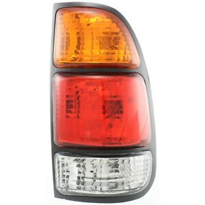 Tail Light For 2000 2006 Toyota Tundra Rh W Bulb s Dot sae Compliant
