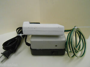 Used Drummond Pipet aid Electronic Pipetting Tool And Vacuum Pump Black Cord