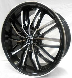 18 Inch White Diamond 3108 Wheel Rims Tires 5x114 3