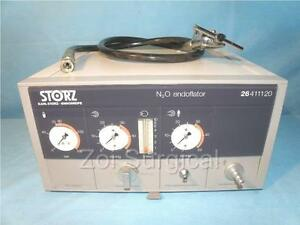 Storz N2o Endoflator Insufflator Model 264111 20