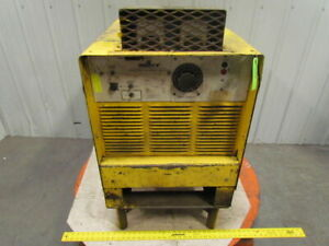 Miller Gold Star 500ss Direct Current Arc Welder Power Source Dc 500 Amp