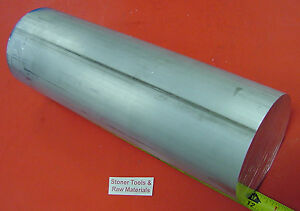 5 Aluminum 6061 Round Rod 12 Long T6511 5 00 Diameter Solid Lathe Bar Stock