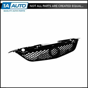 Grille Assembly Black For 01 03 Mazda Protege Sedan
