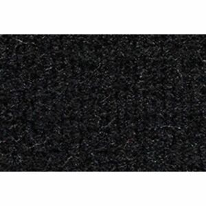For 1997 01 Jeep Cherokee Cutpile 801 Black Complete Carpet Molded