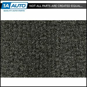For 1987 95 Jeep Wrangler Cutpile 827 gray Complete Carpet Molded