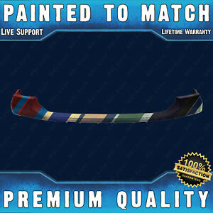 Painted To Match Upper Front Bumper Pad For 2005 2007 Ford F250 F350 F450 F550