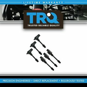 Trq 1a Ignition Coil Full Set Kit 6 Piece For 2000 Nissan Maxima Infiniti I30