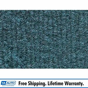 For 1985 91 Gmc Jimmy Full Size Cutpile 7766 Blue Complete Carpet Molded