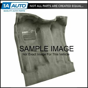 For 2004 10 Toyota Sienna Cutpile 7715 Gray Complete Carpet Molded