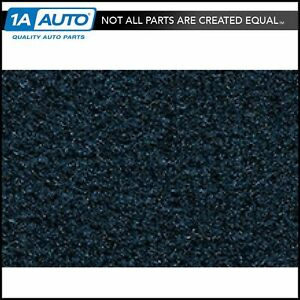 For 87 95 Plymouth Voyager Complete Extended Carpet 9304 Regatta Blue