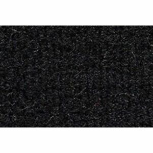 For 1999 05 Pontiac Grand Am Cutpile 801 Black Complete Carpet Molded