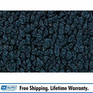 For 61 63 Chevy Corvair Truck Cut Sewn 80 20 Loop 07 Dark Blue Complete Carpet