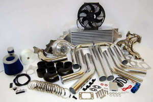 1992 1996 Honda Street Drag Vtec Turbo Kit Prelude Integra H22 92 96 2 2l T3