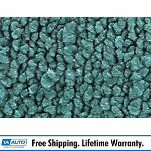 For 1966 73 Dodge Monaco 4 Door 80 20 Loop 15 teal Complete Carpet Molded